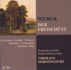 Der Freischütz - Nikolaus Harnoncourt
