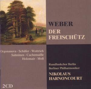 Der Freischütz (Ga) - Nikolaus Harnoncourt