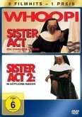 Sister Act / Sister Act 2 - In göttlicher Mission (2 DVDs)