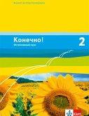 Konetschno! Band 2. Russisch als 3. Fremdsprache. Intensivnyj Kurs. Schülerbuch