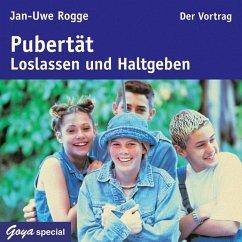 Pubertät - Der Vortrag, 1 Audio-CD - Rogge, Jan-Uwe