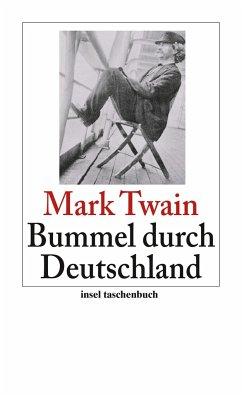 Bummel durch Deutschland - Twain, Mark