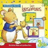 Leo Lausemaus - Einsteiger-Box, 3 Audio-CDs