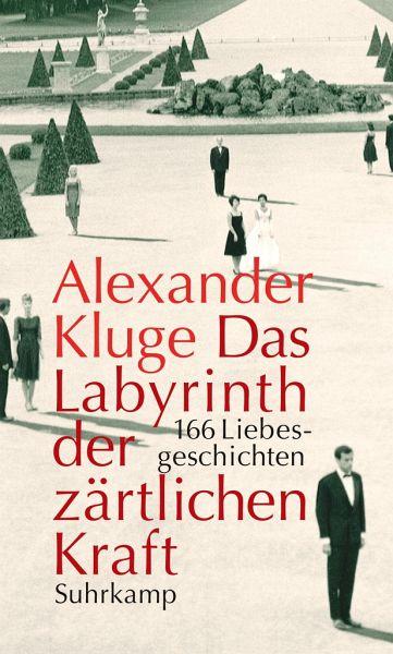 Das Labyrinth der zärtlichen Kraft - Kluge, Alexander