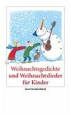 Weihnachtsgedichte und Weihnachtslieder für Kinder