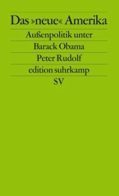 Das »neue« Amerika - Rudolf, Peter