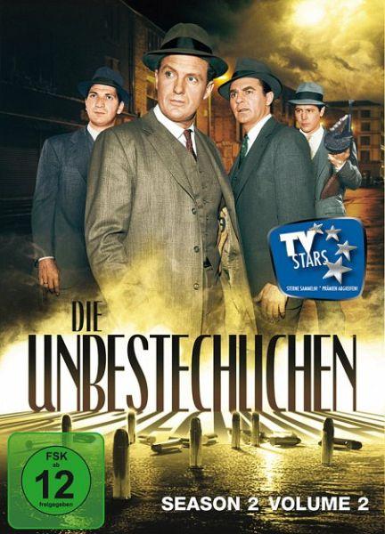Die unbestechlichen season 2 volume 2 4 dvds film for Die unbestechlichen