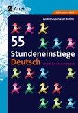 55 Stundeneinstiege Deutsch