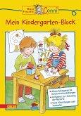 Mein Kindergarten-Block / Conni Gelbe Reihe Bd.6
