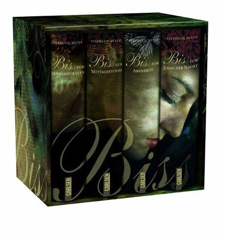 Bella und Edward: Bis(s), 4 Bde. - Meyer, Stephenie