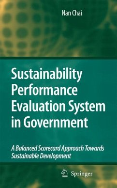 Sustainability Performance Evaluation System in Government - Chai, Nan