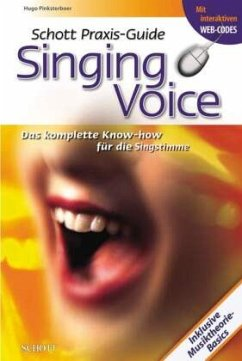 Schott Praxis-Guide / Praxis-Guide The Singing Voice - Pinksterboer, Hugo