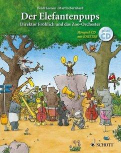 Der Elefantenpups - Leenen, Heidi