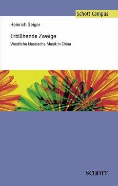 Erblühende Zweige - Geiger, Heinrich