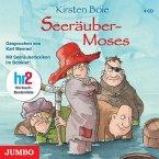 Seeräuber-Moses Bd.1, 4 Audio-CDs