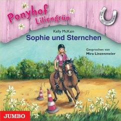 Sophie und Sternchen / Ponyhof Liliengrün Bd.4 (1 Audio-CD) - McKain, Kelly