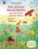 Der kleine Marienkäfer und die Tiere auf der Wiese / Hör gut hin (m. Audio-CD)