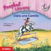 Clara und Camillo / Ponyhof Liliengrün Bd.3 (1 Audio-CD)