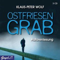 Ostfriesengrab / Ann Kathrin Klaasen ermittelt Bd.3 (3 Audio-CDs) - Wolf, Klaus-Peter