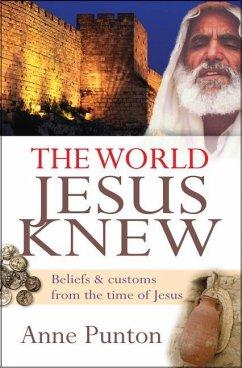 The World Jesus Knew - Punton, Anne
