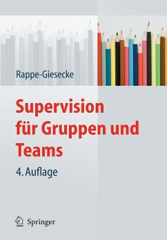 Supervision für Gruppen und Teams - Rappe-Giesecke, Kornelia