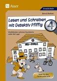 Lesen und Schreiben mit Detektiv Pfiffig, Klasse 4