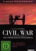 Civil War - Der Amerikanische Bürgerkrieg (5 DVDs)