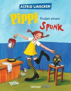 Pippi findet einen Spunk - Lindgren, Astrid; Engelking, Katrin