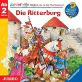 Die Ritterburg / Wieso? Weshalb? Warum? Junior Bd.4 (Audio-CD)