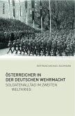 Österreicher in der Deutschen Wehrmacht