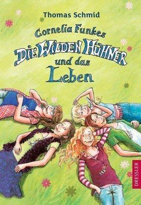 Buch-Reihe Die Wilden Hühner von Cornelia Funke