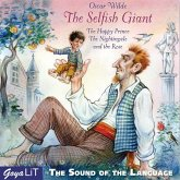 The Selfish Giant, Audio-CD\Der eigensüchtige Riese, Audio-CD, englische Version