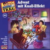 Advent mit Knall-Effekt / TKKG Bd.165 (1 Audio-CD)