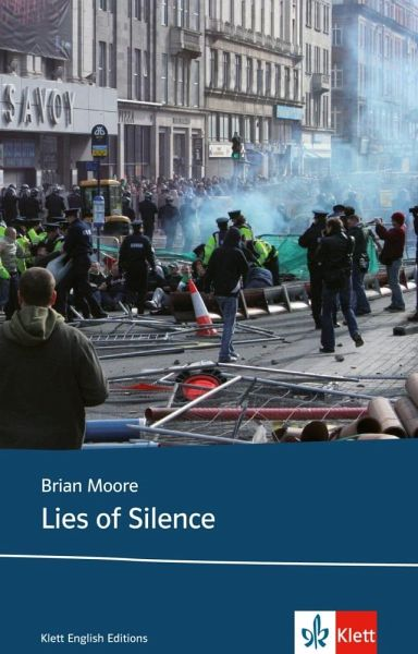 an analysis of lies of silence by brian moore