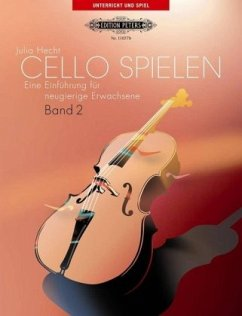 Cello spielen