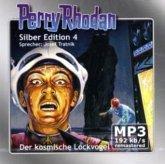 Der kosmische Lockvogel / Perry Rhodan Silberedition Bd.4 (2 MP3-CDs)