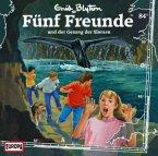 Fünf Freunde und der Gesang der Sirenen / Fünf Freunde Bd.84 (1 Audio-CD)