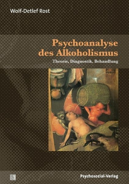 Ich behandle von der Hypnose vom Alkoholismus