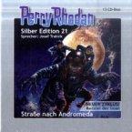 Die Straße nach Andromeda / Perry Rhodan Silberedition Bd.21 (13 Audio-CDs)