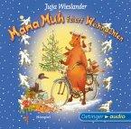 Mama Muh feiert Weihnachten / Mama Muh Bd.9 (Audio-CD)