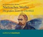 Nietzsches Werke, 2 Audio-CDs