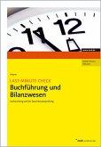 Last-Minute-Check Buchführung und Bilanzwesen : Vorbereitung auf die Steuerberaterprüfung. NWB-Ausbildung