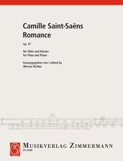 Romance - Saint-Saëns, Camille