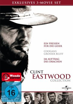 Clint Eastwood Collection (3 Discs)