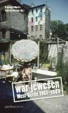 war jewesen - West-Berlin 1961-1989