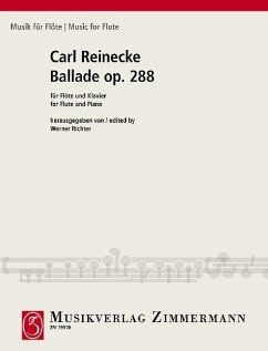 Ballade op. 288 - Reinecke, Carl