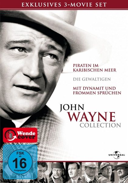 John Wayne Collection (3 Discs) - John Wayne,Paulette Goddard,Ray Milland