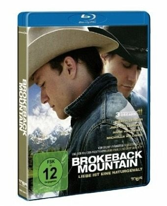 """BlueRay """"Brokeback Mountain"""""""