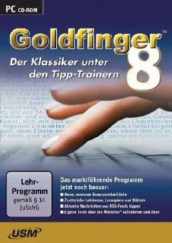 Goldfinger 8 - Der Klassiker unter den Tipp-Trainern