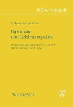 Diplomatie und Gelehrtenrepublik